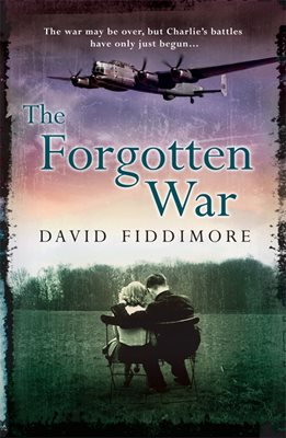 Book cover for The Forgotten War