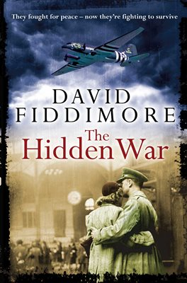 Book cover for The Hidden War