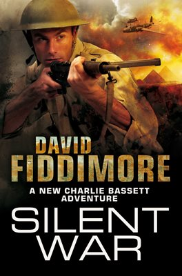 Book cover for Silent War