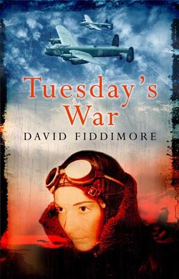 Book cover for Tuesday's War