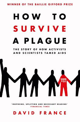Book cover for How to Survive a Plague