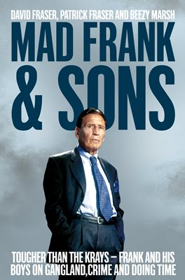 Book cover for Mad Frank and Sons