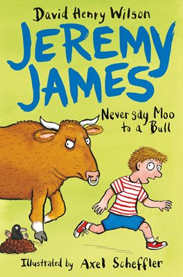 Book cover for Never Say Moo to a Bull
