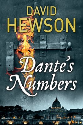Book cover for Dante's Numbers