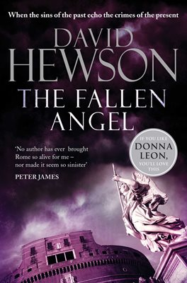 Book cover for The Fallen Angel