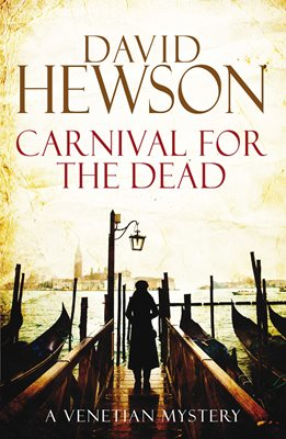 Book cover for Carnival for the Dead