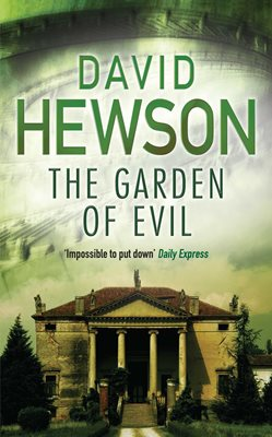 Book cover for The Garden of Evil