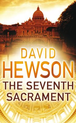 Book cover for The Seventh Sacrament