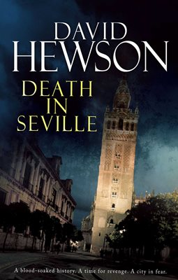 Book cover for Death in Seville