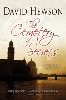 Book cover for The Cemetery of Secrets