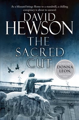 Book cover for The Sacred Cut
