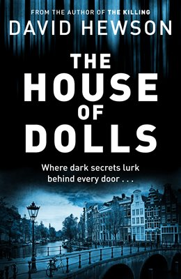 Book cover for The House of Dolls