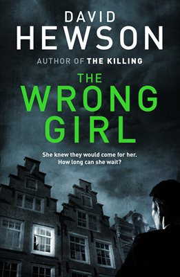 Book cover for The Wrong Girl
