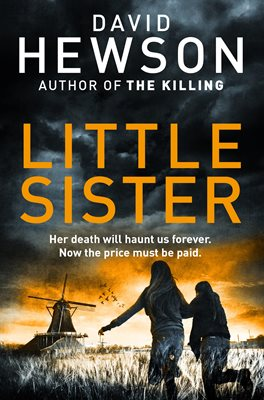 Book cover for Little Sister