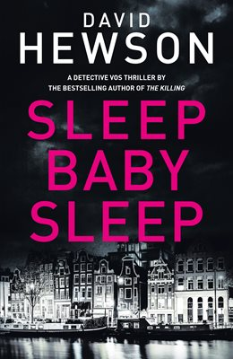 Book cover for Sleep Baby Sleep
