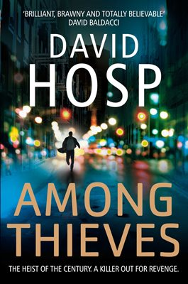 Book cover for Among Thieves