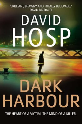 Book cover for Dark Harbour