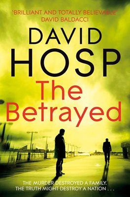 Book cover for The Betrayed