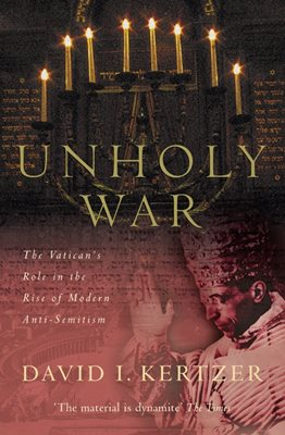 Book cover for Unholy War