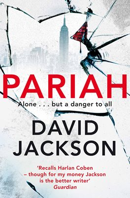 Book cover for Pariah