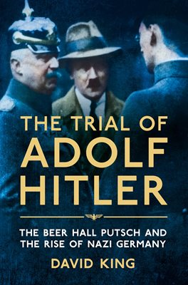 Book cover for The Trial of Adolf Hitler