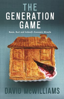 Book cover for The Generation Game