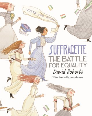 Book cover for Suffragette