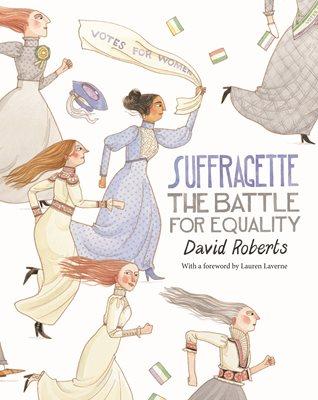 Book cover for Suffragette