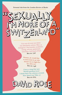 Book cover for Sexually, I'm more of a Switzerland