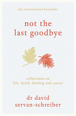 Book cover for Not the Last Goodbye