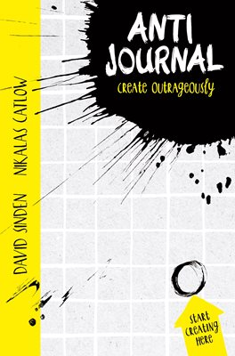Book cover for Anti Journal