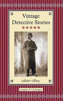 Book cover for Vintage Detective Stories