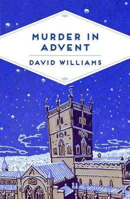 Book cover for Murder in Advent