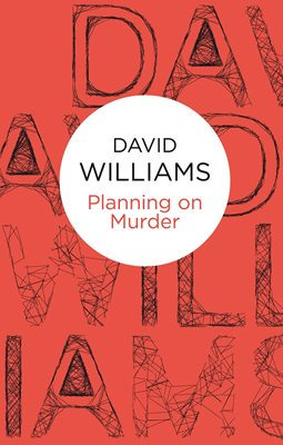 Book cover for Planning on Murder