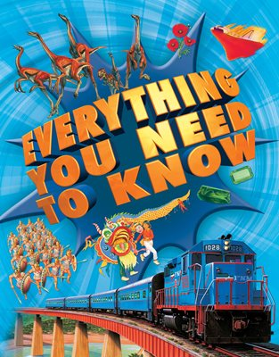 Book cover for Everything You Need to Know
