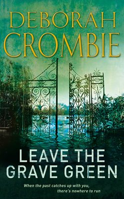 Book cover for Leave the Grave Green