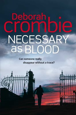 Book cover for Necessary as Blood