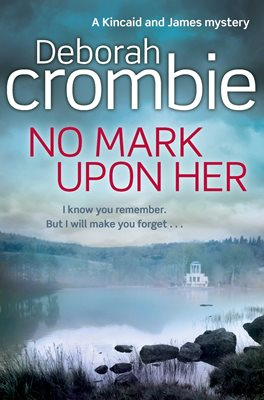 Book cover for No Mark Upon Her