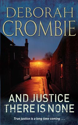 Book cover for And Justice There is None