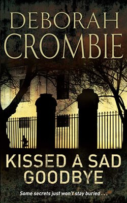 Book cover for Kissed a Sad Goodbye