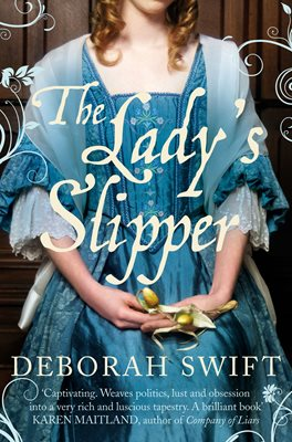 Book cover for The Lady's Slipper