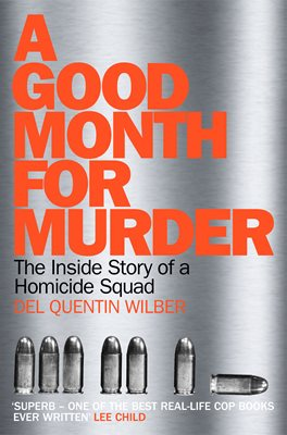 Book cover for A Good Month For Murder