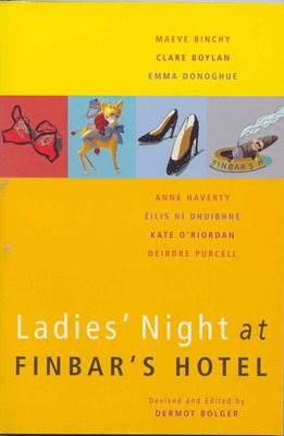 Book cover for Ladies' Night at Finbar's Hotel