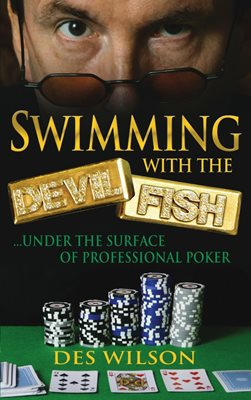 Book cover for Swimming With The Devilfish