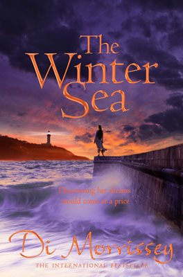 Book cover for The Winter Sea