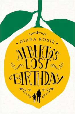 Book cover for Alberto's Lost Birthday