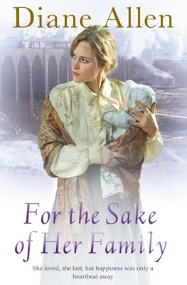 Book cover for For The Sake of Her Family