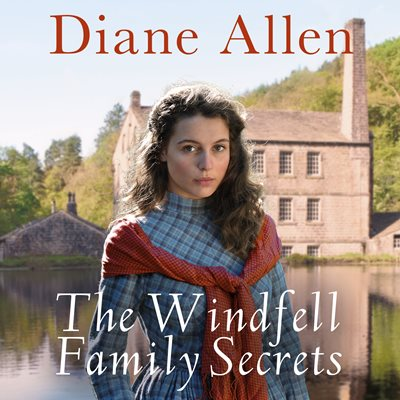 Book cover for The Windfell Family Secrets