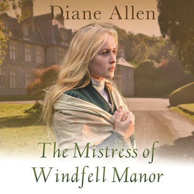 Book cover for The Mistress of Windfell Manor