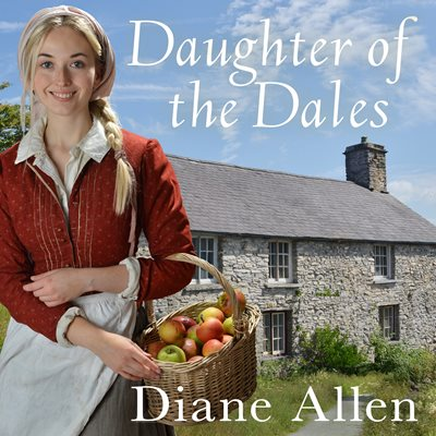 Book cover for Daughter of the Dales